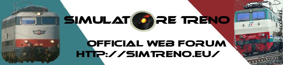 Forum Ufficiale del Simulatore Treno